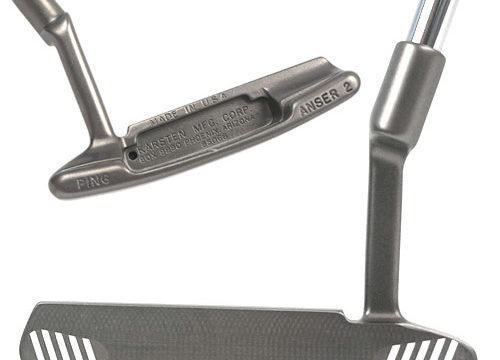 フェアウェイゴルフ  ピンアンサー 2 WRXパターw  タングステンインサート 評判 口コミ 最安値