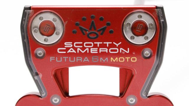 スコッティキャメロンフューチュラ6Mモトプラスパター  最安値 口コミ 評判 フェアウェイゴルフ