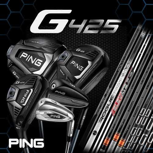 PING G425シリーズカスタムウッド 特注 最安値 価格 口コミ