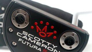 スコッティキャメロンフューチュラ5MBブラック/レッドカスタムパター 商品名 価格 評判 最安値